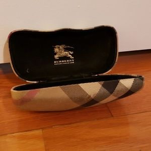 Authentic Burberry Sunglass Holder